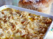 Zapiekana zupa cebulowa 3
