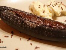 Zapiekane banany pod czekoladą wg Kamili