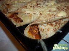 Zapiekane chili con carne