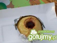 Zapiekane jabłka z niespodzianką
