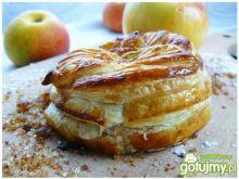 Zapiekane jabłko z daktylami i miodem