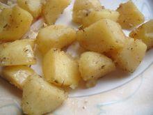 Zapiekane ziemniaki z bukietem ziół