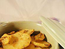 Zapiekane ziemniaki z ziołami