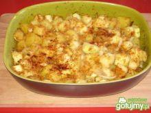 Zapiekanka cukiniowa z ziemniakami