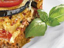 Zapiekanka grecka z mięsem i bakłażanem