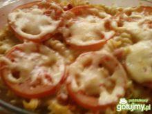 Zapiekanka makaronowa z pomidorami 3