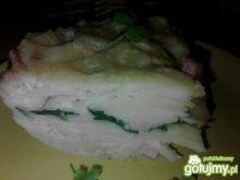 Zapiekanka makaronowa z serem i szynką