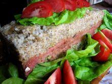 Zapiekanka mięsna z kaszą jęczmienną