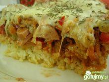 Zapiekanka ryżowa 9