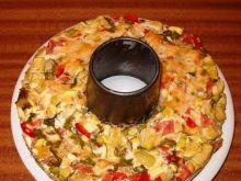 Zapiekanka serowa z cukinia