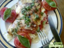 zapiekanka serowo-pomidorowa  Kathlyn