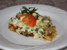 Zapiekanka warzywna z fasolką szparagową