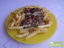 Zapiekanka z kurczakiem wg pkhorzyk118