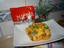 Zapiekanka z makaronem Mamma Mia