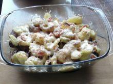 Zapiekanka z mięsa i warzyw