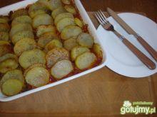 Zapiekanka z sosem spaghetti Łowicz