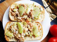 Zapiekanka z tuńczyka i papryki