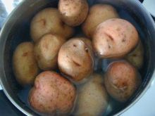 Zapiekanka z ziemniaków i jaj