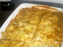 Zapiekanka z ziemniaków i mielonego