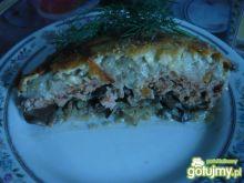 Zapiekanka z ziemniaków wg Danusi
