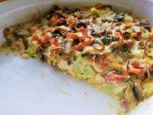 Zapiekanka ziemniaczana z brokułem