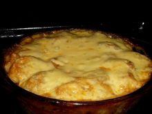 Zapiekanka ziemniaczana z cukinią