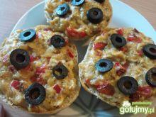 Zapiekanki jajeczno-warzywne