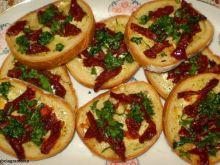 Zapiekanki z suszonymi pomidorami :
