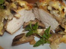 Zapiekany filet z kurczaka