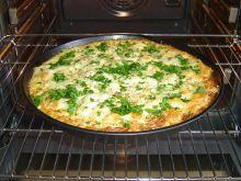 Zapiekany kalafior z mozzarellą