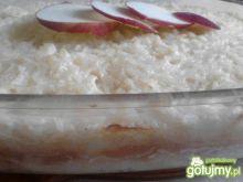 Zapiekany ryż z jabłkami wg dayzi