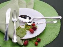 Zasady nakrywania stołu