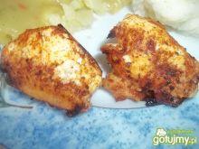 Zawijane polędwiczki z kurczaka
