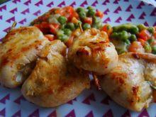 Zawijasy z kurczaka z suszonym pomidorem