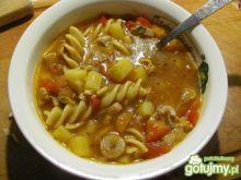 Zbójnicka zupa z papryką