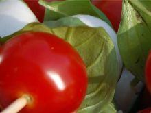Zdjęcie skórki z pomidora
