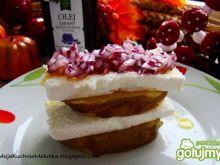 Zdrowa przystawka z ziemniaka