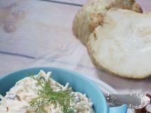 Zdrowa surówka  z selera