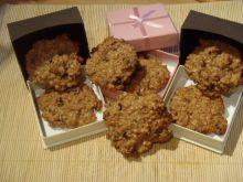 Zdrowe ciasteczka w pudełeczkach