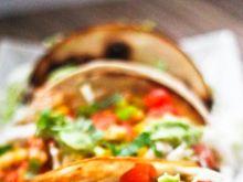 Zdrowe domowe Tacos