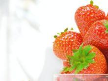 Zdrowe truskawki