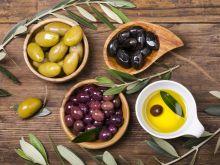 Zdrowie na talerzu, czyli co nieco o oliwkach i oliwie