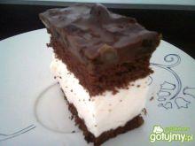 Ze śliwkami w czekoladzie