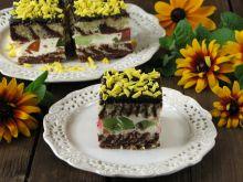 Ciasto dwukolorowe