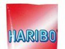 Żelki Haribo jak spaghetti