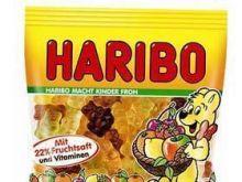 Żelki Haribo Misie z sokiem