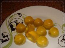 Żelki miodowo-cytrynowe
