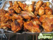 Zestaw barbecue grillowany