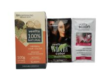Zestaw naturalnych farb do włosów Venita