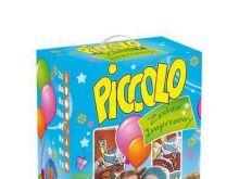 Zestaw Piccolo dla dziewczynek